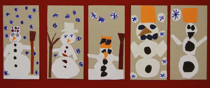 snežaki