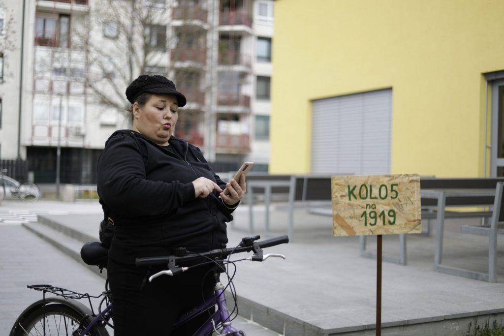 Ambasadorka akcije: Urša Vučak Markež